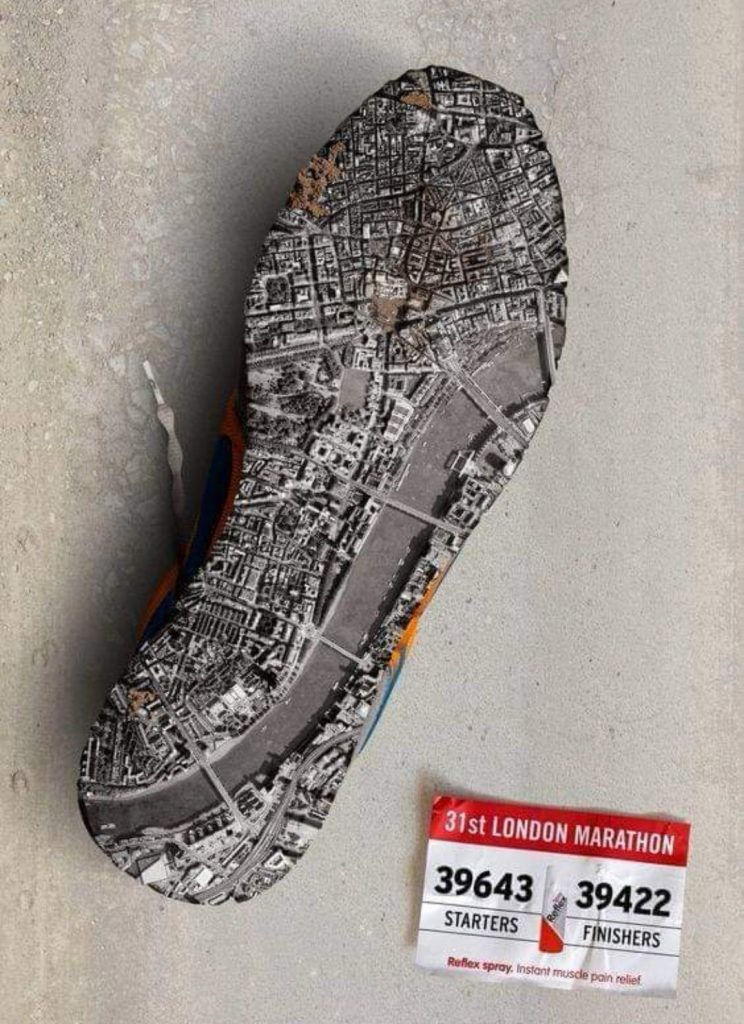 Красотата на минимализма London marathon Kameliya Kamenova Камелия Каменова @kameliyakamenov